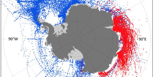 The SCAR International Iceberg Database